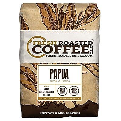 Papua New Guinea, Whole Bean, Fresh Roasted Coffee LLC