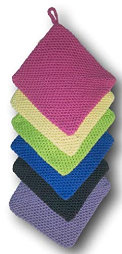 Amazon A Kitchen Favorite Double Thick 100 Cotton Crocheted