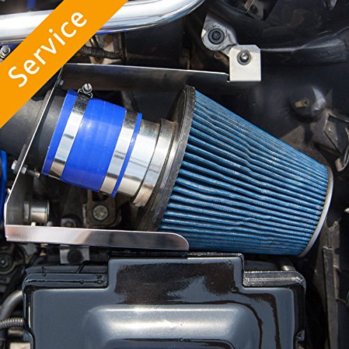 Automotive Air Filter Replacement - In Home