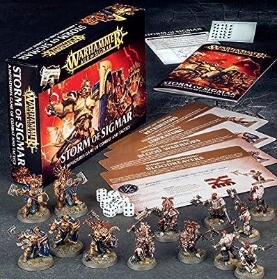 Games Workshop Juego de Warhammer Age of Sigmar 13 Figuras (60010299007): Amazon.es: Juguetes y juegos