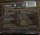 Sibelius: Violin Concerto in D Minor, Op. 47 (Original Version & Final 1905 Version) / The Tempest, Op. 109 (Complete Score)