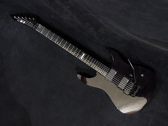 Used Esp e-ii M-II FM Guitarra eléctrica cuello para STBLK: Amazon.es: Instrumentos musicales