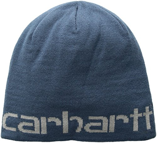Carhartt Men's Greenfield Reversible Hat, Dark Blue, One ()