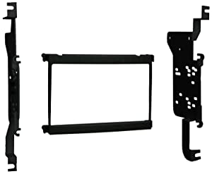 Metra 95-8157B Double DIN Installation Kit for 1992-2000 Lexus SC300 and SC400 (Black)