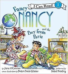 Como Descargar Con Utorrent Fancy Nancy And The Boy From Paris Book And Cd PDF A Mobi