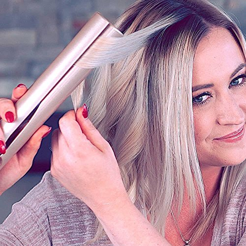 Buy curling iron for thin straight hair