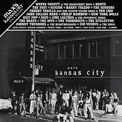 (Max's Kansas City: 1976 &)