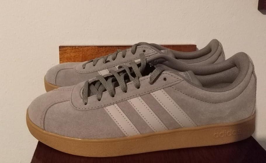 Adidas Men's Vl Court 2.0 Sneaker Great!