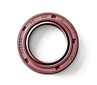 EAI VITON Metric Oil Shaft Seal 90x115x12mm Dust Grease TC Double Lip w// Spring