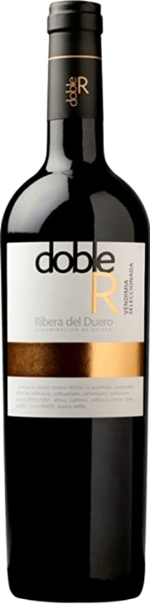 Doble R Vendimia Seleccionada 2010 - Ribera del Duero: Amazon.es: Alimentación y bebidas
