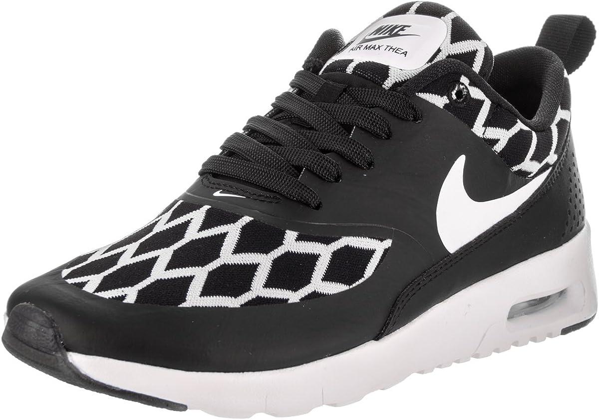 Baskets Nike Air Max Thea Imprimer 37 5 Noir: