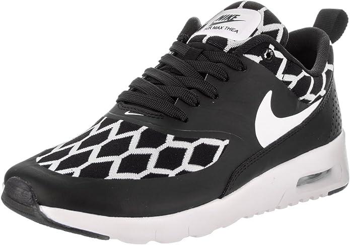 womens nike air max thea stampa Sneaker Nike Air Max Thea Stampa 36 Nero: Amazon.it: Scarpe e borse