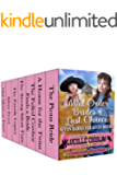 The Mail Order Brides of Last Chance: Seven Babies for Seven Brides (A 7-Book Western Romance Box Set)