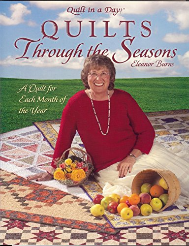 Quilts Through the Seasons: A Quilt for Each Month of the Year Quilt in a Day Series