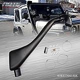 Generic Air Intake Snorkel Kit For Toyota Land Cruiser 100 105 Series ST100A Lexus LX470 Black