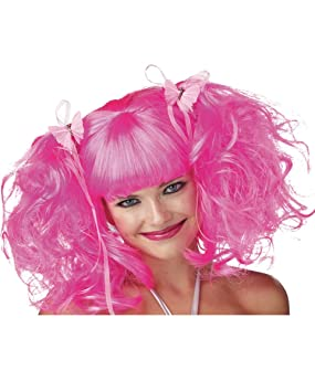 Pink Fairy Wig (peluca)