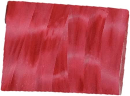 30/' Hand Dyed Crimson Nylon Rope