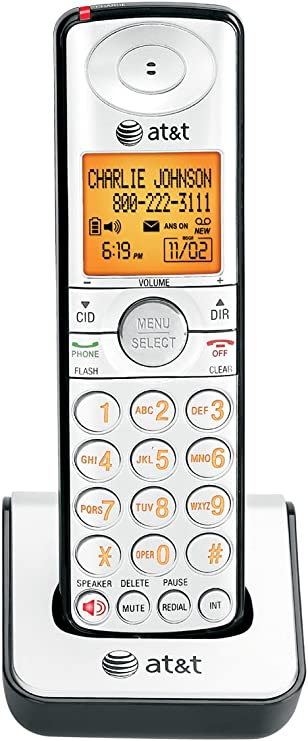 AT/&T CL84109  DECT 6.0 1.9GHz Expansion Cordless handset