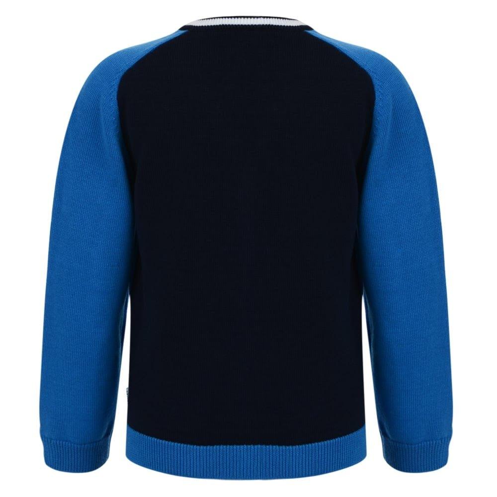 Hugo Boss Kids Boys Cotton Cardigan Sweater 18 Months