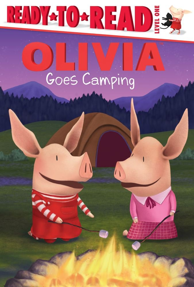 Download OLIVIA Goes Camping (Olivia TV Tie-in) pdf