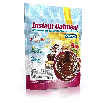 Quamtrax Nutrition Chocolate Avena Instantánea - 2000 gr