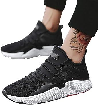 Frenchenal Chaussures de Course Hommes Baskets Confortables Sneakers Chaussures de Sport Chaussures de Sport Chaussures antid/érapantes l/ég/ères pour la Marche Basket-Ball Gymnase entra/înement Tennis
