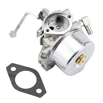 Carburador, carburador para Tecumseh 640152A HM80 HM90 HM100 ...
