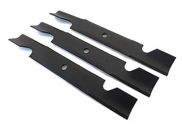 Juego de 3 cuchillas Toro BLADE 117-7277-03 para cortacésped ...
