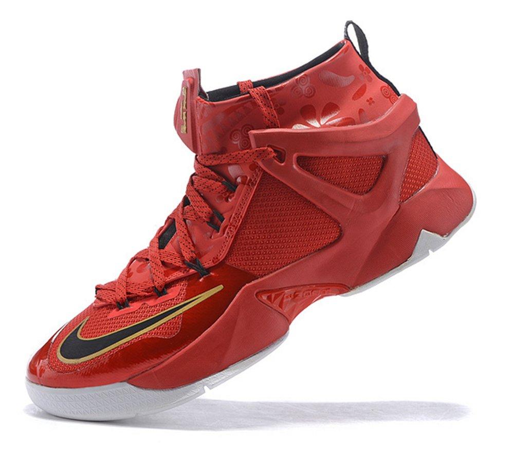 ae046c1bcbc Men s LeBron Ambassador 8 Shoes Ambassador VIII Chinese New Year Basketball  Shoes Paperback