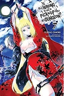 Is It Wrong to Try to Pick Up Girls in a Dungeon?, Vol  6