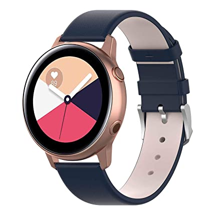 WEINISITE 20mm Pulsera para Samsung Galaxy Watch Active ...