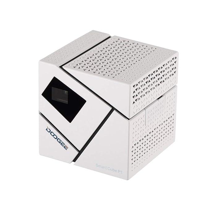 DOOGEE Smart Cube P1 3D Inicio FHD 4800mAh Mini LED 3D Inicio ...