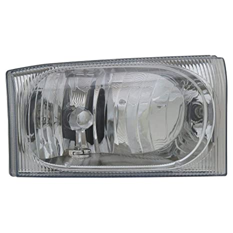 Amazon com: TYC 20-6439-00-1 Replacement right Head Lamp (FORD), 1