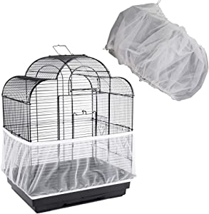 ZOCONE Bird Seed Guards & Catchers 100