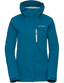 Vaude Damen Jacke Men Outlanka Small grau - Dunkelgrau  Amazon.de ... 57785741bb