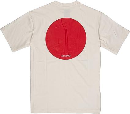 Element Tokyo CR - Camiseta de manga corta: Amazon.es: Ropa y accesorios
