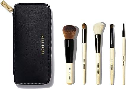 Bobbi Brown - Juego de 5 brochas de maquillaje: Amazon.es: Belleza