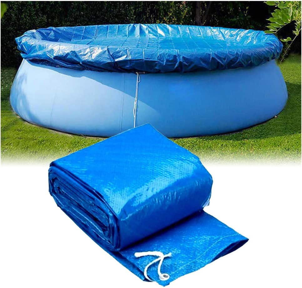 Pool Solarabdeckung Boden Pool Rechteckige Decke F/ür Pool Poolheizung Abdeckung