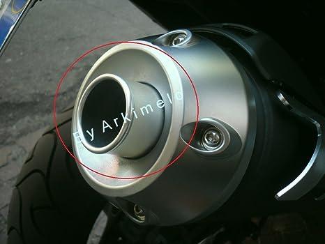 Beccuccio Mod Top con incisione x T max 530 dal 2012 al 2016 tromboncino exhaust Spout sound