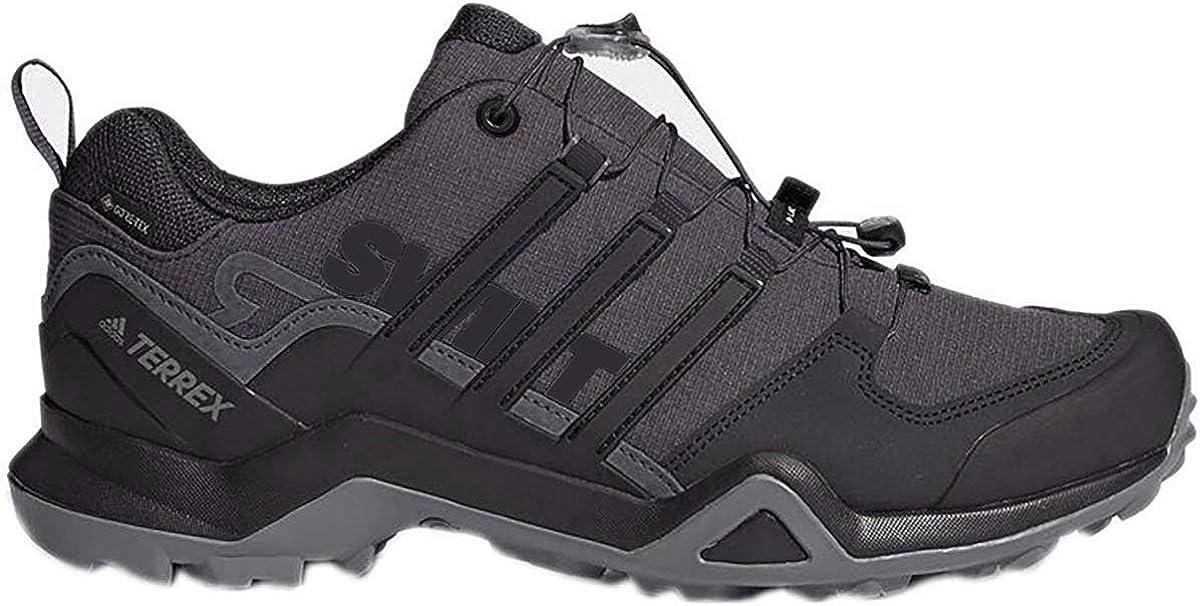 Adidas Outdoor Mens Terrex Swift R2 GTX Grey Carbon Grey