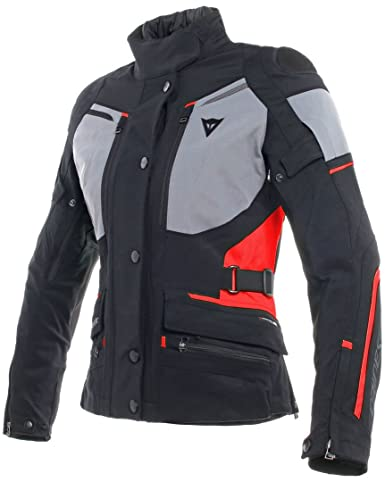 Amazon Com Dainese Women S Carve Master 2 Gore Tex Jacket Euro 44