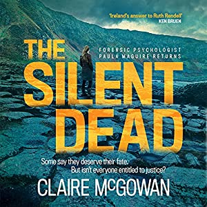 The Silent Dead (Paula Maguire 3) Audiobook