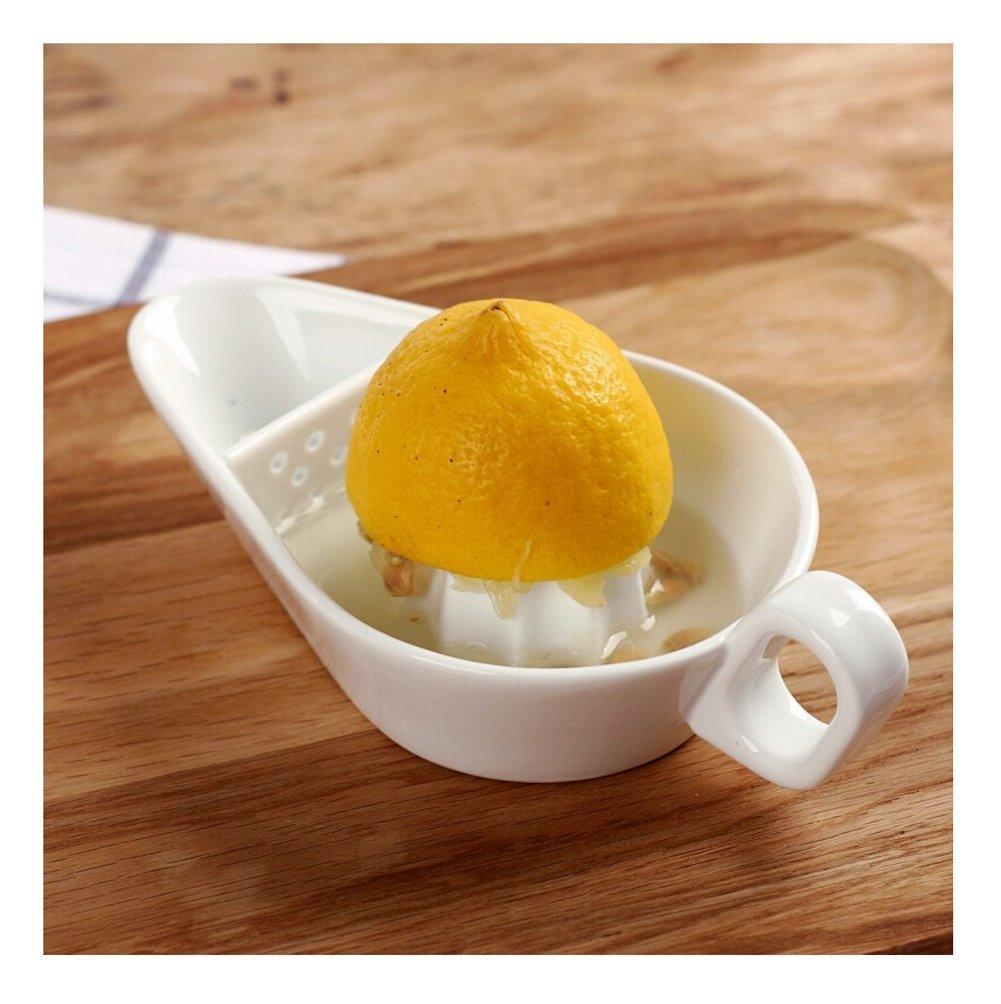 Citrus Squeeze Manual Juicer with Strainer for Kitchen Lemon Fruit Foucs AZ