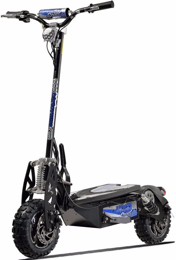 best electric scooter for climbing hills: UberScoot 1600w 48v Electric Scooter