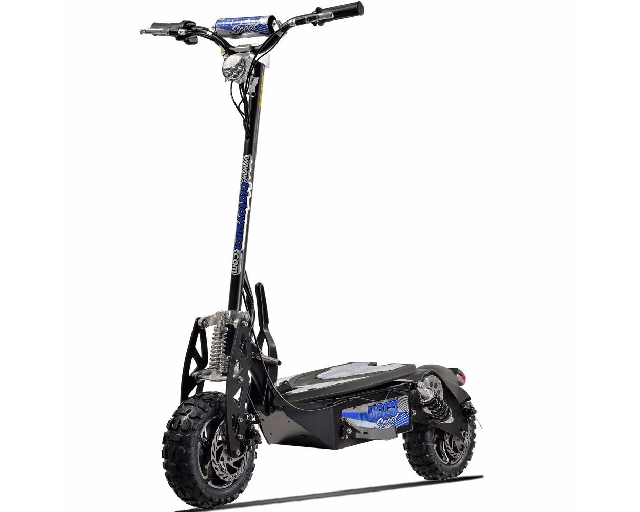 Powerful Electric Scooter for heavy adults above 200 lbs