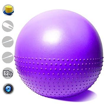 XUE Balance Ball-Ejercicio Estabilidad Pelota de Yoga Alternativa ...