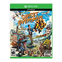 Sunset Overdrive - Xbox One Standard Edition