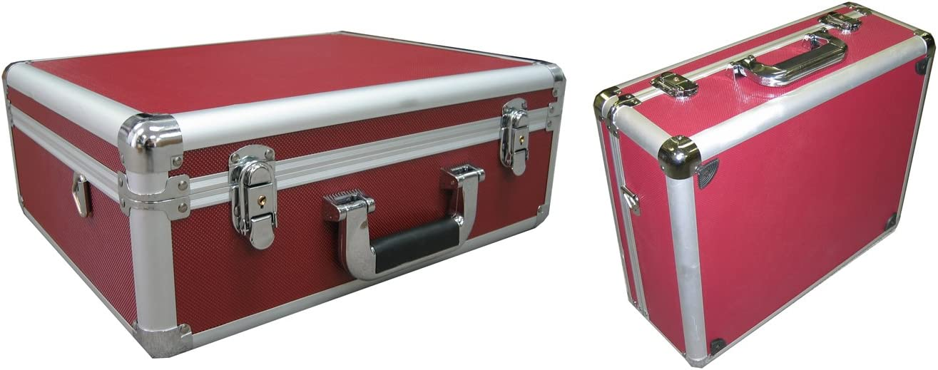 RED Aluminum Camera Case also for Tools and small Equipments
