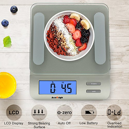 The 8 best kitchen scales digital weight grams and ounces