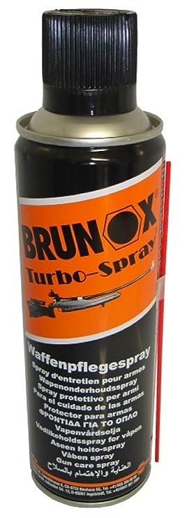 Aceite especial Armes Brunox TURBO-SPRAY en aerosol 300 ml: Amazon.es: Deportes y aire libre